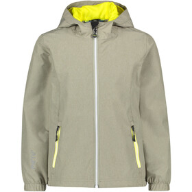 Meru Fremont Waterproof Jacket Girls oliv